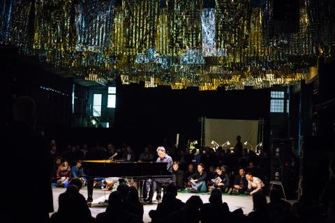 Philip Glass på CLICK Festival 2016