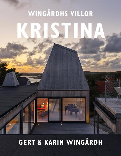"""Ny bok i """"kokbok""""serien Wingårdhs villor!  Hur tänker en arkitekt i kokboksformat"""