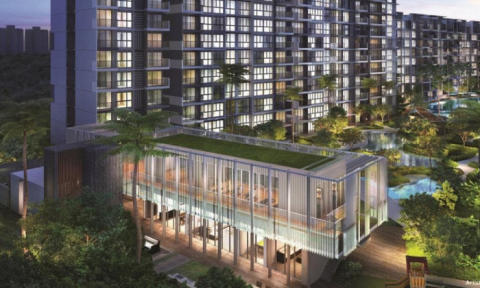Appointed by Qingjian Realty for the launch of The Visionaire