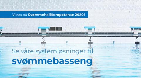 MAPEI deltar på SvømmehallKompetanse 2020!