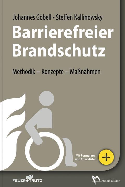 Barrierefreier Brandschutz / Verlagsgesellschaft Rudolf Müller (2D tif)
