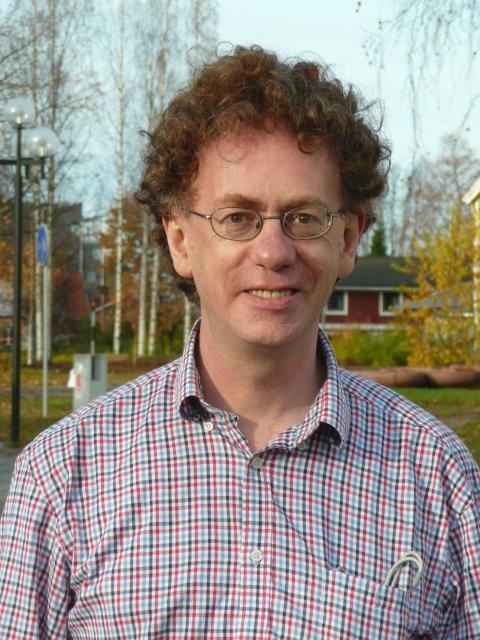Math Bollen, professor i elkraftteknik vid Luleå tekniska universitet