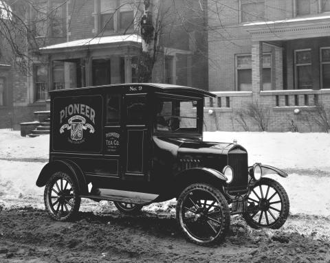 Ford Model TT (1920)