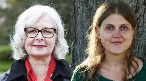Kaia Dahle Nyhus og Anna Fiske nominert til Brage