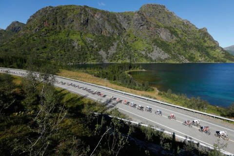 The Arctic Race i Nordnorge