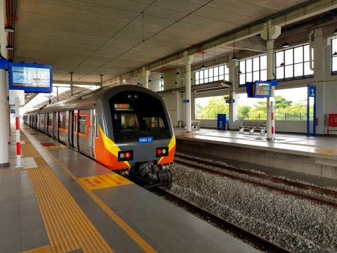 Malayan Railways (KTMB) seek expert solutions at 8th and 9th International Railway Summits