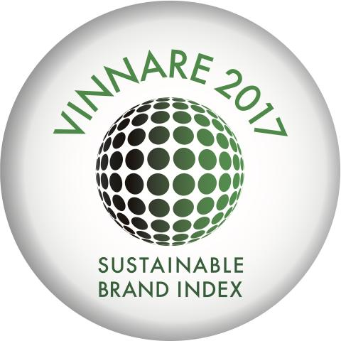 Prisutdelning Sustainable Brand Index 2017 - Stockholm