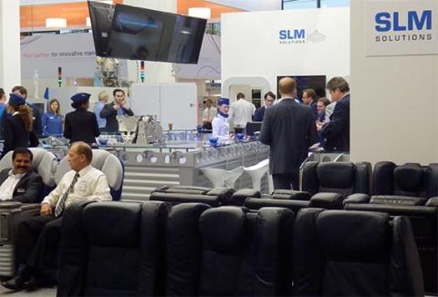 Rückblick formnext 2015: Hohes Kundeninteresse bei SLM Solutions