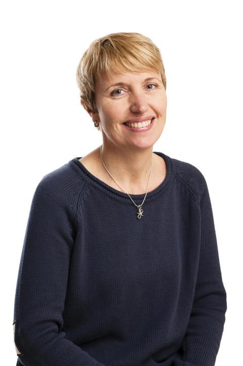 Susanne Johansson, arbetstagarrepresentant i Praktikertjänsts styrelse. Leg sjuksköterska.