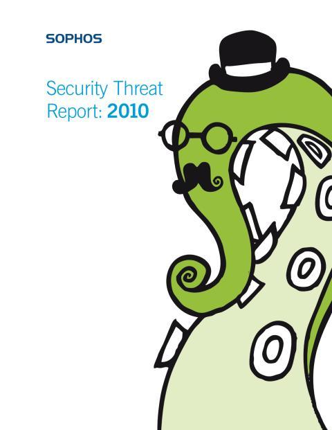 Sophos Security Threat Report 2010