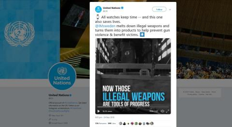 United Nation draws attention to Humanium Metal by IM