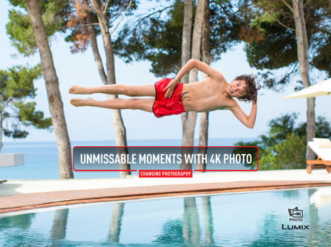 ​Panasonic showcases 4K Photo in an upbeat and amusing LUMIX advertising campaign perfectly suited to compliment the summer season