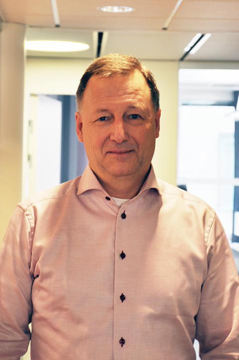 Eric Stuart ny chef för Riksbyggens affärsområde Fastighetsförvaltning