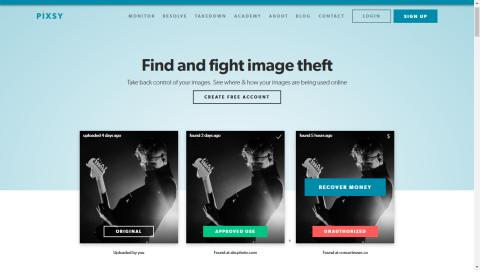 Flickr works with Pixsy to get you paid for stolen photos