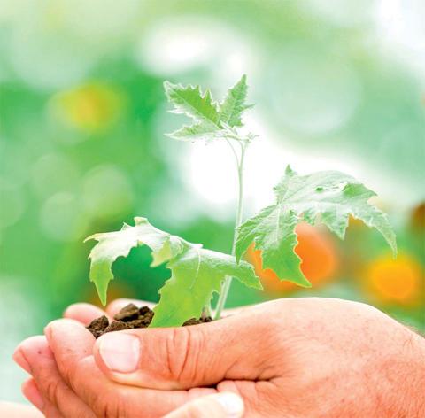 Ett stort steg för miljön