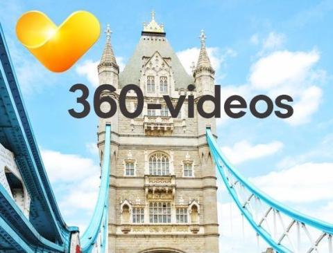 Ving använder 360°-filmer för att visa upp sina resmål