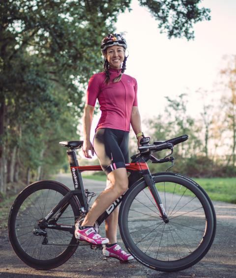 Elien Janssen, triatleet