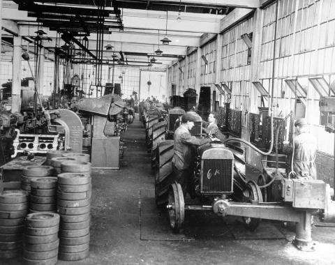 Ford fejrer 100 år i Europa
