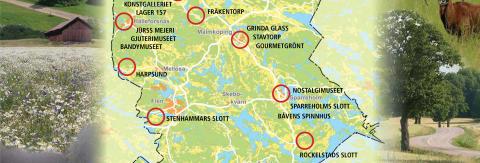 8 guidade turer i Sörmlands hjärta