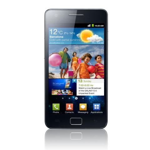 30 minusgrader stoppar inte Samsung Galaxy S II: Samsungs smarta mobiltelefoner bäst i köldtest