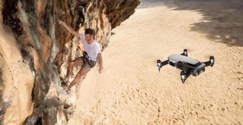 Mavic Air_climbing