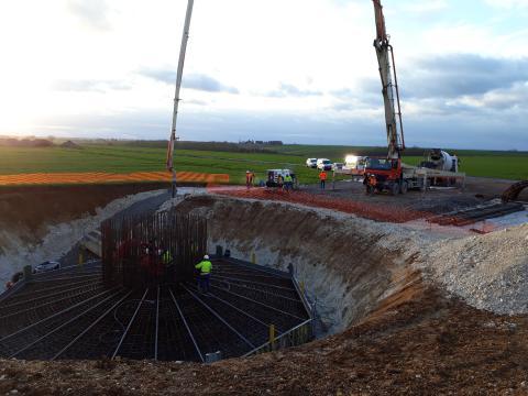 RES lance 4 nouveaux chantiers pour une puissance de  45,6 MW