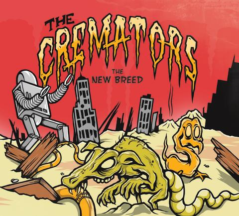 """The Cremators """"The New Breed"""""""