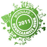 """WELEDA - FRAMRÖSTAT TILL """"BÄSTA HÅLLBARA VARUMÄRKE"""" 2011"""
