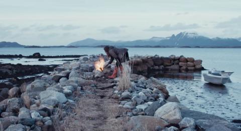 NY FILM FRA NORTH SEA SALT WORKS