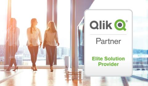 Visma inngår europeisk avtale med datavisualiseringsselskapet Qlik