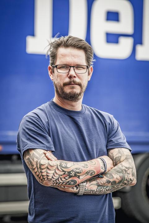 Mathias Selg platschef Sprängsotning