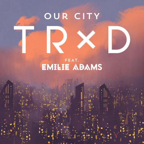 Start musikkåret på byen med TRXD og Emilie Adams