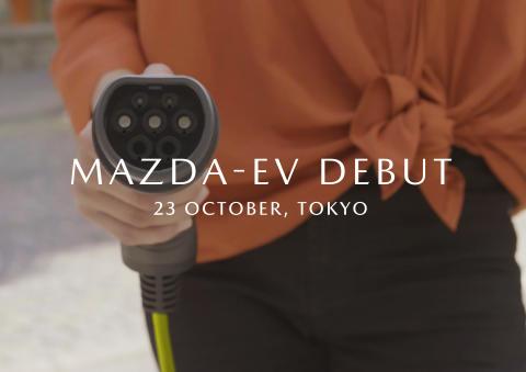Mazda afslører sin første serieproducerede elbil på Tokyo Motor Show
