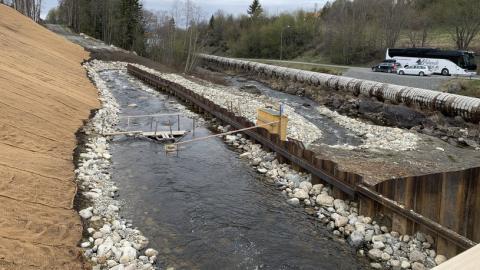 Förbifart Billsta – modellprojekt för det moderna vattenkraftsverige