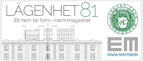 Svenskt Tenn inreder Hamnmagasinet