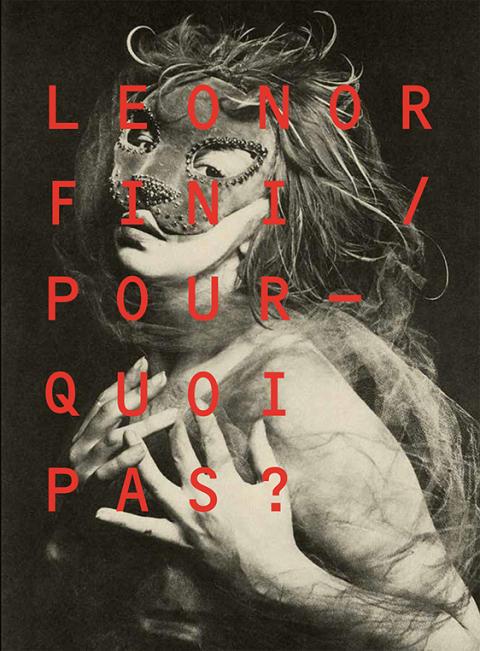 Ny bok: Leonor Fini / Pourquoi pas?