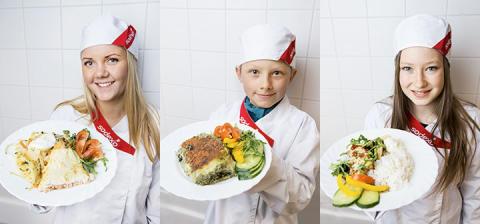 Pressinbjudan - Urban Granström korar Nyköpings elevkock 2014