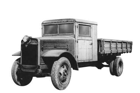 1944 one eyed truck