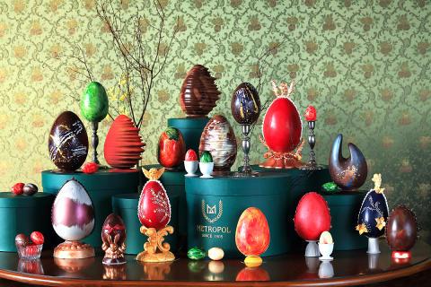 Hotel Metropol, Moskau: Ostern und Frühlingserwachen in Russland