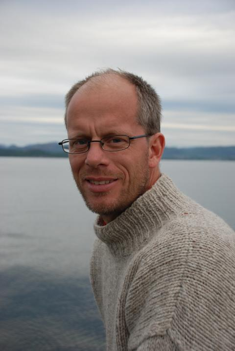 Bjørn Arild Ersland portrett