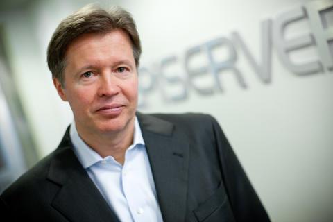 Martin Henricson, VD på Episerver, nytillskott till Projectplace styrelse