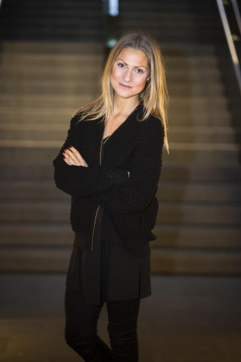 Sofie von Krusenstierna, community manager på Yepstr