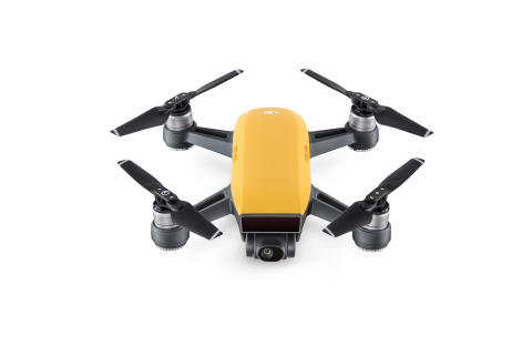 DJI Spark Sunrise Yellow - Front 3:4
