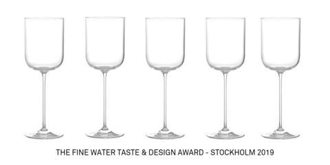 Världens vatten möter nordisk mat