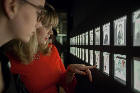 Reserarchers' Night på Teknisk museum
