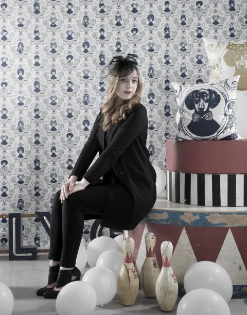 Lisa Bengtsson till Kultur- och Porslinsfestivalen i Lidköping