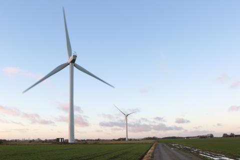 Pressinbjudan: Invigning av Ingelsträde vindkraftverk