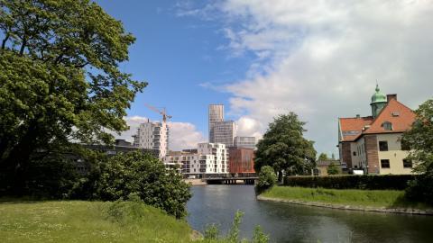 Forsen delaktiga i Malmös nya mötesplats