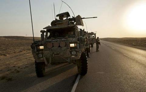 Afghanistanveteran får Natomedalj för tapperhet i strid