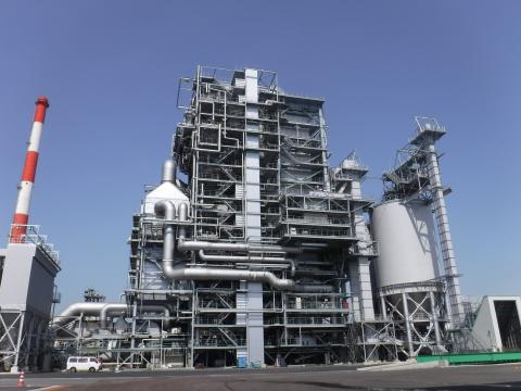 Toshiba's Biomass Power Plant Starts Operating in Japan